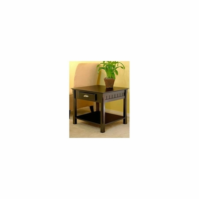 Park Avenue End Table - Winsome Trading - 20124