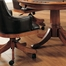 Park View 5-Piece Game Table And Chairs Set in Medium Brown Oak - Hillsdale Furniture - 4186GTBCB