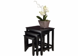 Parker 3Pc Nesting Table - Winsome Trading - 21322
