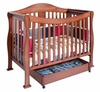 Parker 4-in-1 Convertible Crib with Trundle - DaVinci Furniture - K5101
