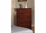 Parker Brown Cherry Chest - 400295