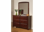 Parker Brown Cherry Dresser - 400293