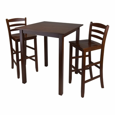 Parkland 3Pc High Table - Winsome Trading - 94359