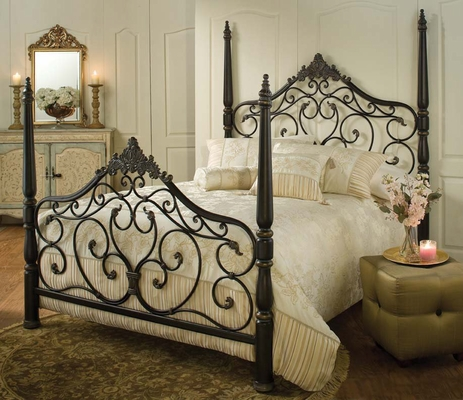 Parkwood Queen Size Bed - Hillsdale Furniture - 1450BQR