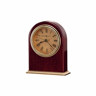 Parnell Alarm Clock in Rosewood Hall - Howard Miller
