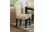 Parson Chair (Set of 2) in Cream - Coaster - 102264-SET