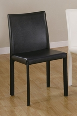 Parson Chair (Set of 4) in Black - Coaster