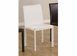 Parson Chair (Set of 4) in White - Coaster