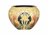 Pasque Flower Porcelain Pot - Dale Tiffany