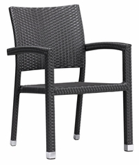Patio Outdoor Chair - Boracay Arm Chair - Zuo Modern - 701021
