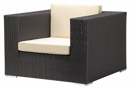 Patio Outdoor Chair - Cartagena Armchair - Zuo Modern - 701000