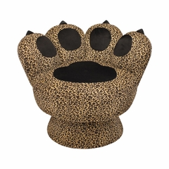 Paw Chair Leopard - Lumisource