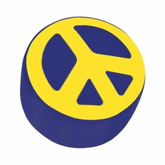 Peace Ottoman Navy Yellow - Lumisource