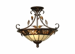 Pebble Stone Hanging Fixture - Dale Tiffany