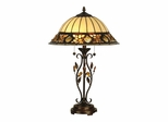 Pebble Stone Table Lamp - Dale Tiffany