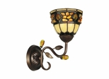 Pebble Stone Wall Sconce - Dale Tiffany