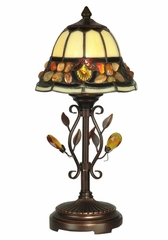 Pebblestone Accent Lamp - Dale Tiffany - TA90228