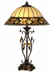 Pebblestone Table Lamp - Dale Tiffany - TT90172