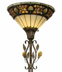Pebblestone Torchiere - Dale Tiffany - TR90173