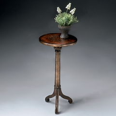 Pedestal Table in Brown - Butler Furniture - BT-1583119