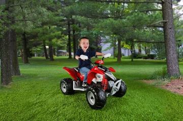 Peg Perego Polaris Outlaw Red