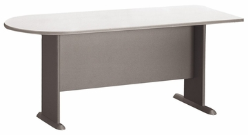 Peninsula - Series A Pewter Collection - Bush Office Furniture - WC14571