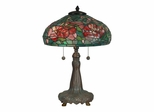 Peony Replica Table Lamp - Dale Tiffany