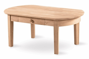 Phillips Oval Coffee Table - OT-5C