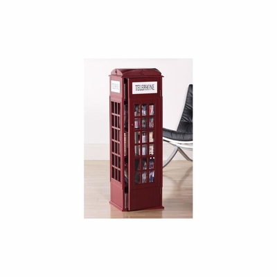Phone Booth Cabinet - Holly and Martin