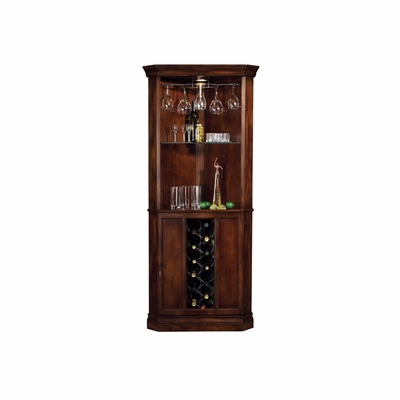 Piedmont Traditional Wine and Bar Cabinet - Howard Miller