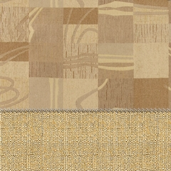 "Pillow in Artbox Nature - 24"" x 24"" LUXE Wovens Solids - 33-2204-5018"