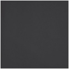 "Pillow in Black - 18"" x 18"" Solid Poly Cotton - 33-3202-601"