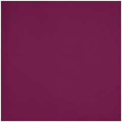 "Pillow in Burgundy - 24"" x 24"" Solid Poly Cotton - 33-3204-610"