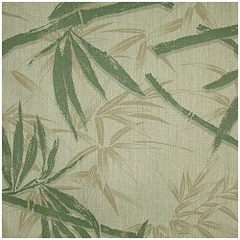 "Pillow in Garden Bamboo - 18"" x 18"" Classic Print - 33-1202-683"