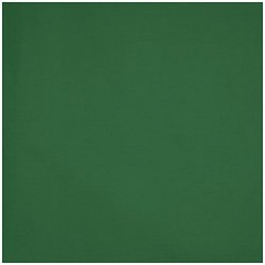 "Pillow in Hunter Green - 24"" x 24"" Solid Poly Cotton - 33-3204-602"