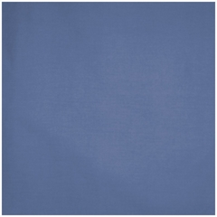 "Pillow in Royal Blue - 18"" x 18"" Solid Poly Cotton - 33-3202-607"