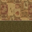 "Pillow in Woodhouse Olive - 24"" x 24"" LUXE Wovens Floral - 33-2204-502"