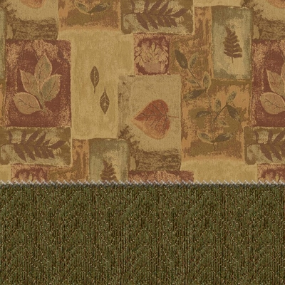 Pillow in Woodhouse Olive - 24