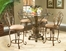 Pina Colada Counter Height Table and Stools Set - Largo Furniture - D1152-DSET-2