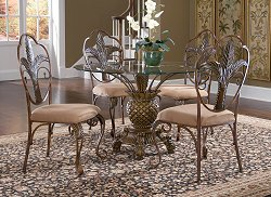 Pina Colada Dining Room Furniture Set - Largo Furniture - D1152-DSET-1