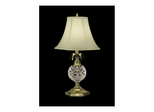 Pineapple Table Lamp - Dale Tiffany
