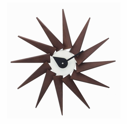 Pinewood Wall Clock - G110320-ESP