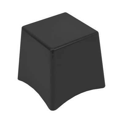Ping Stacking Stool Black - Lumisource
