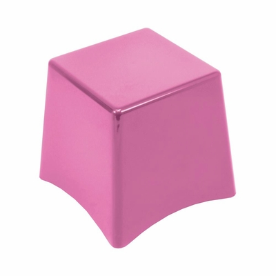 Ping Stacking Stool Pink - Lumisource
