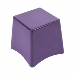 Ping Stacking Stool Purple - Lumisource