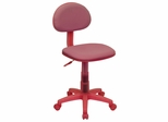 Pink Task Chair - BT-698-PINK-GG
