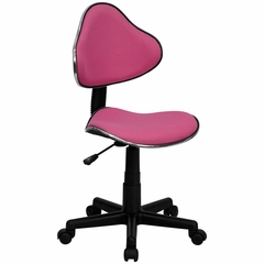 Pink Task Chair - BT-699-PINK-GG