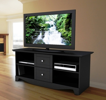 Pinnacle 56 Inch TV Console - Nexera Furniture - 100806