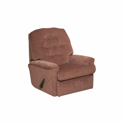 Piper Mauve Rocker Recliner - Catnapper