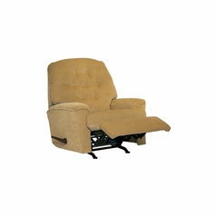 Piper Tan Rocker Recliner - Catnapper